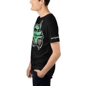Sillytroll.com official t-shirt Long Body Urban Tee