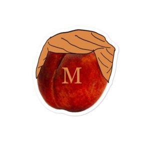 Impeach Trump Bubble-free stickers