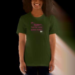 Ok Boomer, time for your medicine Short-Sleeve Unisex T-Shirt
